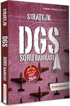 Uzman Kariyer DGS Stratejik Soru Bankası