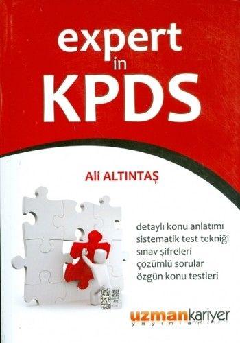Uzman Kariyer Expert in KPDS