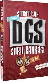 Uzman Kariyer YayınlarıDGS Matematik Sayısal Bölüm Stratejik Çözümlü Soru Bankası