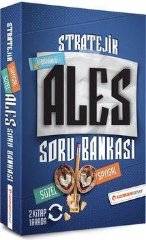 Uzman Kariyer YayınlarıALES Sözel Sayısal Bölüm Stratejik Çözümlü Soru Bankası