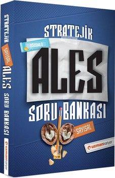 Uzman Kariyer YayınlarıALES Matematik Sayısal Bölüm Stratejik Çözümlü Soru Bankası