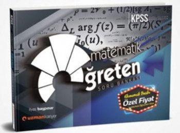 Uzman Kariyer Yayınları KPSS Matematik Öğreten Soru Bankası