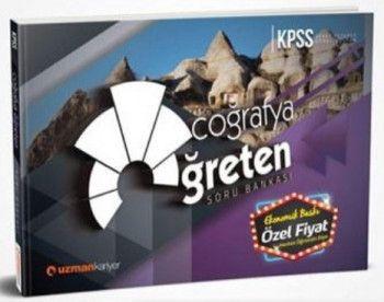 Uzman Kariyer Yayınları KPSS Coğrafya Öğreten Soru Bankası