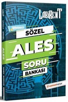 Uzman Kariyer Yayınları 2021 ALES Labirent Sözel Soru Bankası
