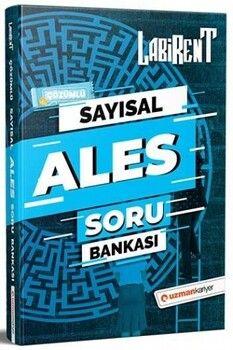 Uzman Kariyer Yayınları 2021 ALES Labirent Sayısal Soru Bankası