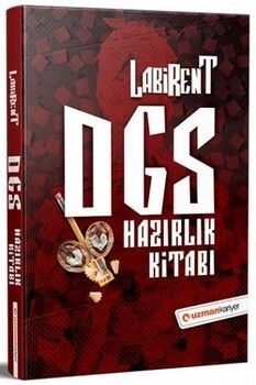 Uzman Kariyer Yayınları 2021 DGS Labirent Konu Anlatımlı Hazırlık Kitabı