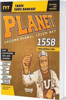 Uzman YayınlarıTYT Tarih Planet Soru Bankası