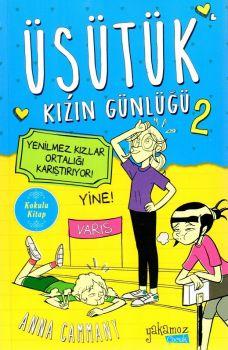 Yakamoz Yayınları Üşütük Kızın Günlüğü 2