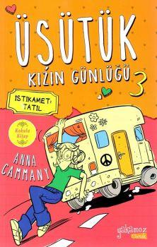Yakamoz Yayınları Üşütük Kızın Günlüğü 3