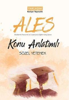 Yaklaşım Kariyer Yayınları ALES Sözel Yetenek Konu Anlatımlı