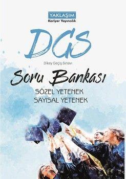 Yaklaşım Kariyer Yayınları DGS Sayısal Sözel Yetenek Soru Bankası