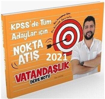 Yakup Karataş KPSS Vatandaşlık Nokta Atış Ders Notları