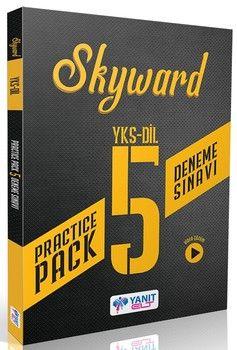 Yanıt Yayınları YKSDİL Skyward Video Çözümlü 5 Fasikül Deneme Sınavı