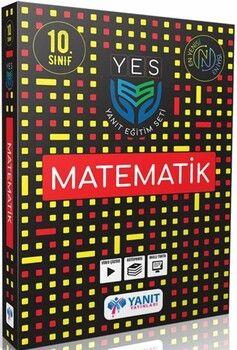 Yanıt Yayınları10. Sınıf Matematik YES Yanıt Eğitim Seti