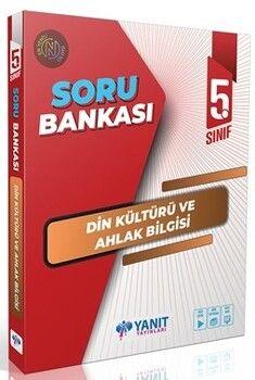 Yanıt Yayınları 5. Sınıf Din Kültürü Ve Ahlak Bilgisi Soru Bankası