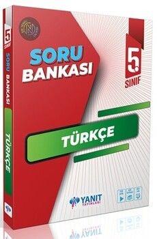 Yanıt Yayınları 5. Sınıf Türkçe Soru Bankası