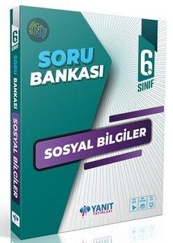 Yanıt Yayınları 6. Sınıf Sosyal Bilgiler Soru Bankası