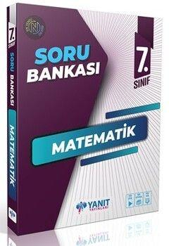 Yanıt Yayınları 7. Sınıf Matematik Soru Bankası