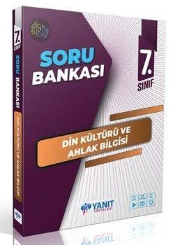 Yanıt Yayınları 7. Sınıf Din Kültürü Ve Ahlak Bilgisi Soru Bankası