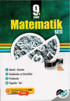 Yarı Çap Yayınları 9. Sınıf Matematik Seti