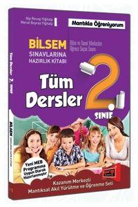 Yargı 2. Sınıf Tüm Dersler Bilsem Sınavlarına Hazırlık Kitabı