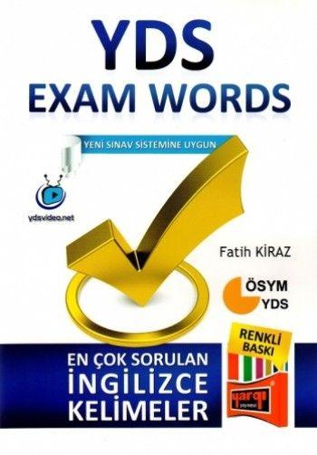 Yargı 2015 YDS Exam Words En Çok Sorulan İngilizce Kelimeler
