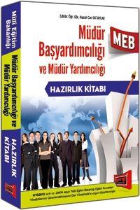 Yargı 2016 MEB Müdür Başyardımcılığı ve Müdür Yardımcılığı Hazırlık Kitabı