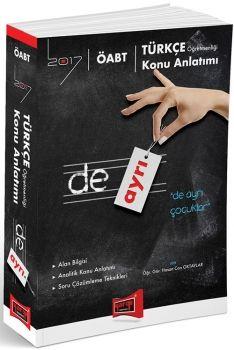 Yargı 2017 ÖABT DE AYRI Türkçe Öğretmenliği Konu Anlatımı