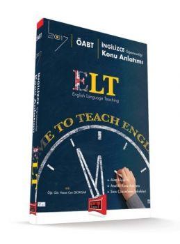 Yargı 2017 ÖABT ELT İngilizce Öğretmenliği Konu Anlatımlı