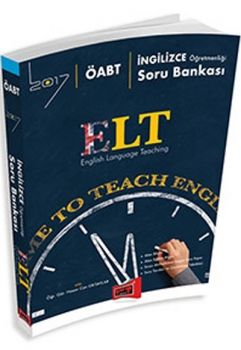 Yargı 2017 ÖABT ELT İngilizce Öğretmenliği Soru Bankası