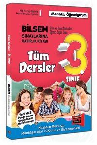 Yargı 3. Sınıf Tüm Dersler Bilsem Sınavlarına Hazırlık Kitabı