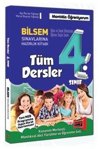 Yargı 4. Sınıf Tüm Dersler Bilsem Sınavlarına Hazırlık Kitabı