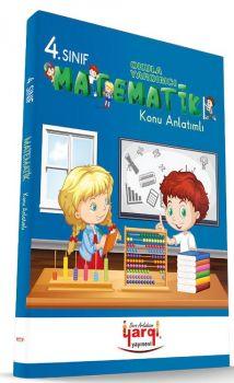 Yargı Ders Arkadaşım 4. Sınıf Matematik Konu Anlatımlı