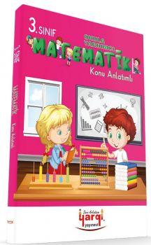 Yargı Ders Arkadaşım 3. Sınıf Matematik Konu Anlatımlı