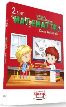 Yargı Ders Arkadaşım 2. Sınıf Matematik Konu Anlatımlı