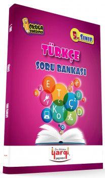 Yargı Ders Arkadaşım 5. Sınıf Türkçe Soru Bankası