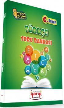 Yargı Ders Arkadaşım 6. Sınıf Türkçe Soru Bankası