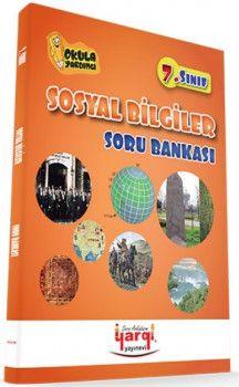 Yargı Ders Arkadaşım 7. Sınıf Sosyal Bilgiler Soru Bankası