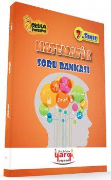 Yargı Ders Arkadaşım 7. Sınıf Matematik Soru Bankası