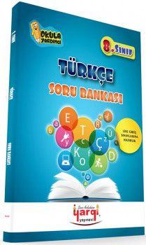 Yargı Ders Arkadaşım 8. Sınıf Lise Giriş Sınavlarına Hazırlık Türkçe Soru Bankası