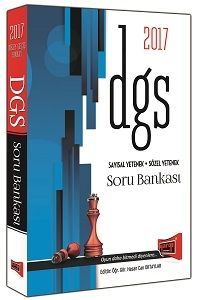 Yargı DGS 2017 Sayısal Yetenek Sözel Yetenek Soru Bankası