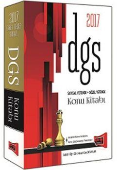Yargı DGS 2017 Sayısal Sözel Yetenek Konu Kitabı