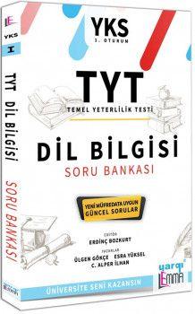 Yargı LEMMA TYT Dil Bilgisi Soru Bankası