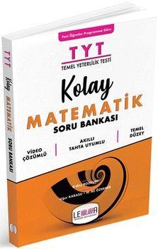 Yargı Lemma Yayınları TYT Kolay Matematik Soru Bankası