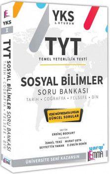 Yargı Lemma Yayınları TYT Sosyal Bilimler Soru Bankası