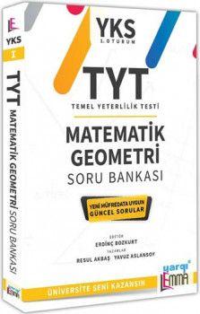 Yargı Lemma Yayınları TYT Matematik Geometri Soru Bankası