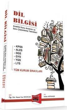 Yargı Tüm Kurum Sınavları İçin Dil Bilgisi Analitik Konu Anlatımı ve Soru Çözümleme Teknikleri