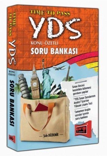 Yargı Time to Pass YDS Konu Özetli Soru Bankası