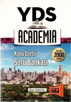 Yargı Yayınları 2015 YDS Academia Konu Özetli Soru Bankası