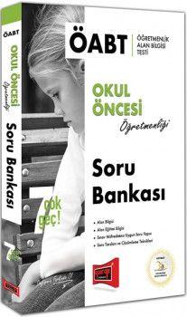 Yargı Yayınları ÖABT 7 Çok Geç Okul Öncesi Öğretmenliği Soru Bankası